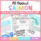 Salmon Non-Fiction ELA & Science Unit