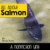 Salmon- a nonfiction unit
