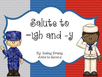 Salute to -Igh and -Y