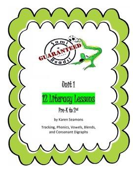 LANGUAGE ARTS - LITERACY LESSONS, Detailed Lesson Plans, h