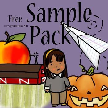 Image Boutique Sampler Clip Art