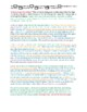 Sample Essay for Highlighting- Parts of an Essay