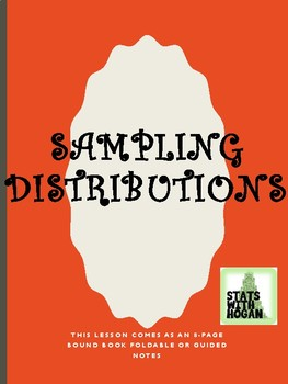 Sampling Distributions- An Introduction