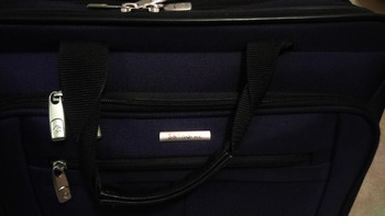 Samsung & Solo Rolling Briefcases