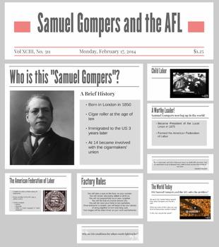 Samuel Gompers Prezi