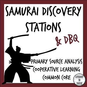 Samurai Discovery Stations with DBQ (Samurai Primary Sourc