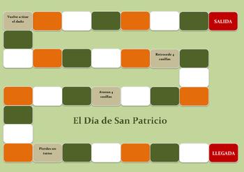 San Patricio Game St. Patrik's Day