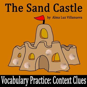 """The Sand Castle"" by Alma Luz Villanueva - Vocabulary Prac"