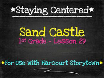 Sand Castle  1st Grade Harcourt Storytown Lesson 29