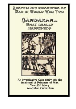 Sandakan…what really Happened?   Australian prisoners of W