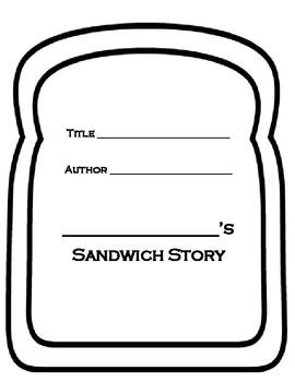 Sandwich Story Activity