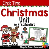 Christmas Circle Time Unit