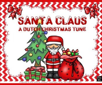 Santa Claus: A Dutch Christmas Tune (Focusing OnStepwise M