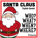 Santa Claus Fold&Learn