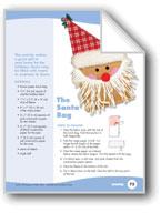 Santa Designs: Art Projects