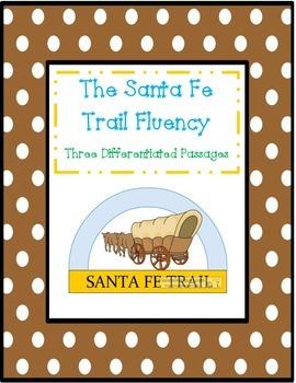 Santa Fe Trail Fluency Passages