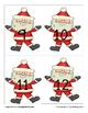 Santa Missing Number Activities