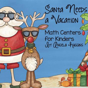 Santa Needs a Vacation
