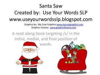 Santa Saw