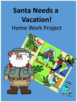 Santa Vacation Brochure