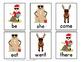 Santa at the Beach - A Sight Word Game