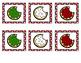 Santa's Cookies & Milk Memory Matching Activity