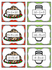 Santa's Cookies Related Fact FREEBIE