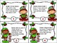 Santa's Elves Free Math Task Cards