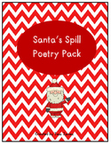 Santa's Spill Poetry Pack