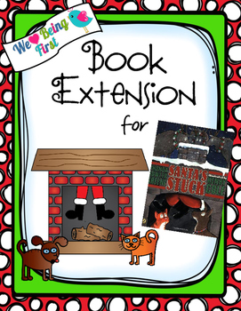 Santa's Stuck Book Extension 1-2