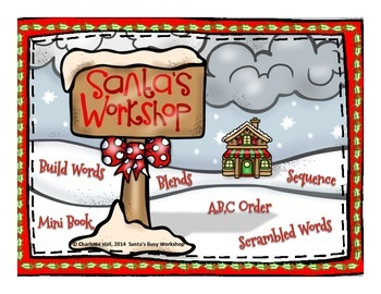 Santa's Busy Workshop