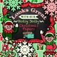 Elf Christmas Clip Art {Dancing Trolls, Snowflakes, Presen