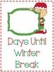 Santa's Elf Helper Mini Math & Literacy Packet