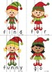 Santa's Elves Word Puzzles (Bundle)