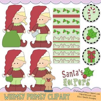 Santa's Helpers - Elves