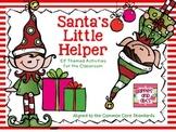 Santa's Little Helper in Kindergarten