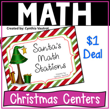 Santa's Math Stations