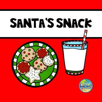 Santa's Snack:  A Sorting and Categorizing Activity