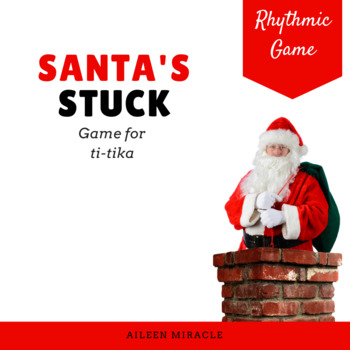 Santa's Stuck {Ti-Tika}