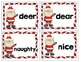 Santa's Synonyms, Antonyms and Homophones