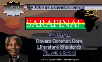 Sarafina Literature as Film Unit Resource Nelson Mandela C