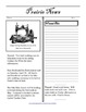 Sarah, Plain and Tall AND Skylark: Printables, Vocabulary,