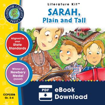 Sarah, Plain and Tall Gr. 3-4