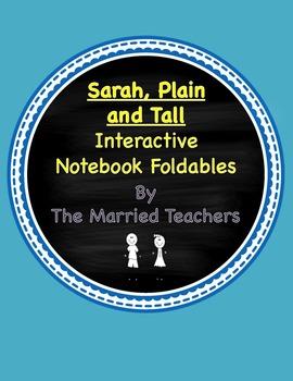 Sarah, Plain and Tall Interactive Literature & Grammar Not