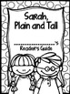 Sarah, Plain and Tall Journey's Supplemental Activities -