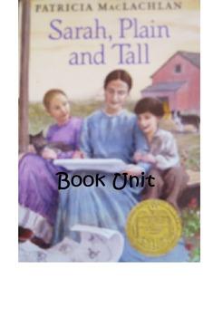 Sarah Plain and Tall  & Skylark by Patricia MacLachlan Boo