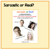 Sarcastic or Real? A Context Based Approach to Teaching Sarcasm