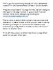 Saskatchewan Grade 4 Social Studies I Can Statements in Bl