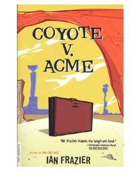 Satire, Business Letters, and Coyote vs. Acme