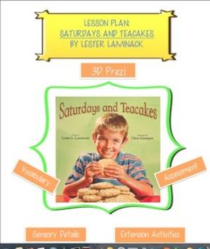 Saturdays and Teacakes Lesson Plan and Prezi